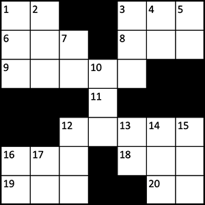 Example Crossword Puzzle