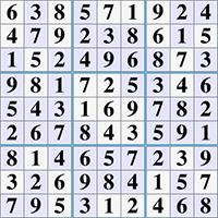 Braingle » Sudoku Logic Puzzle