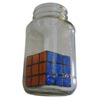 Rubik's Cube Bottle